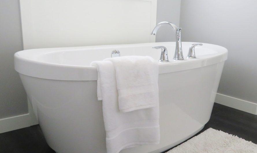 Kúpeľňový koberec je nielen funkčný, ale i veľmi estetický